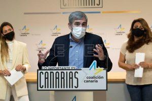 CC condiciona cualquier apoyo a que se transfieran a Canarias los 50 millones para el plan contra la pobreza