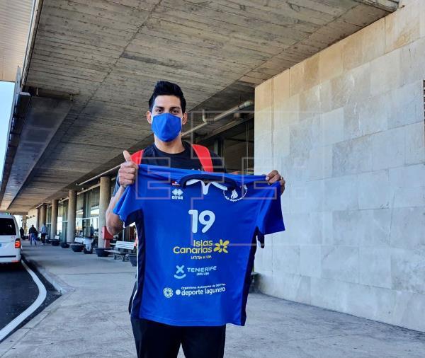 El peruano José Vargas llega a Tenerife para reforzar al Cisneros Alter