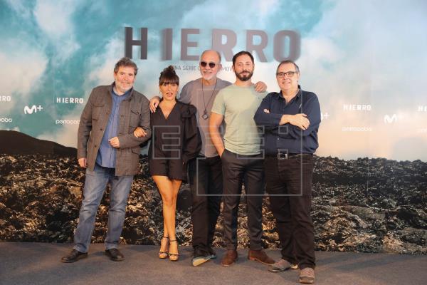"""Los creadores de la serie """"Hierro"""" descartan por ahora un tercera temporada"""