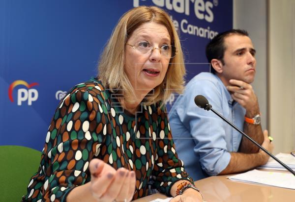 El PP pide visitar los campamentos para inmigrantes de Las Palmas de Gran Canaria, como ha hecho EH-Bildu