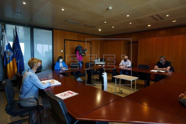 Canarias dedicará 30 millones de las ayudas europeas a apoyar a los trabajadores en ERTE más vulnerables