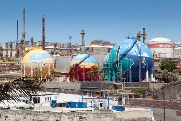 Cepsa desmantelará en 2022 los terrenos de la refinería en S/C de Tenerife