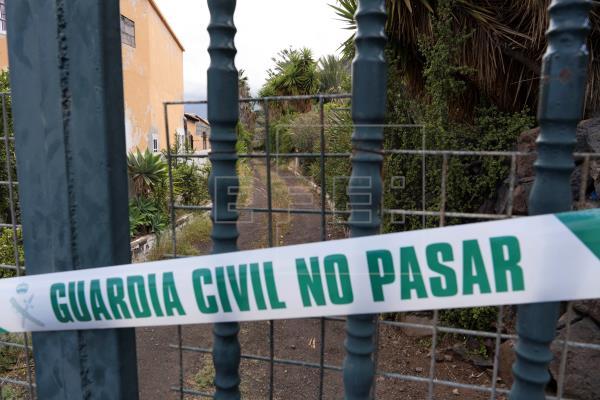Orden de búsqueda internacional para el padre y la dos niñas desaparecidos en Tenerife