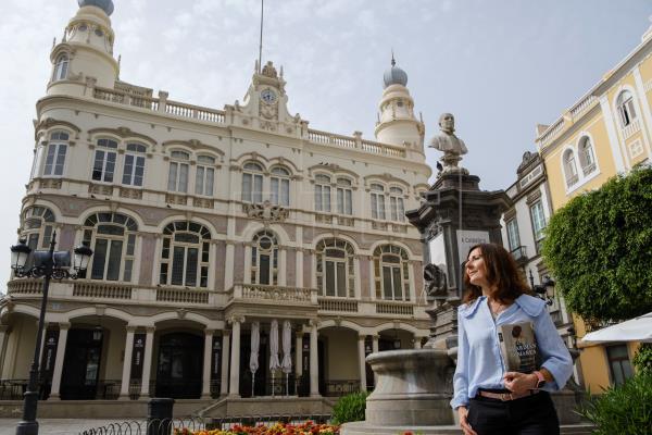 Un relato de amor rescata la dura huella de la Primera Guerra Mundial en Canarias