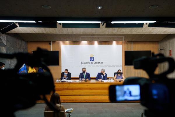 Tenerife sube a nivel 4 y se exigirá el certificado covid para los aforos