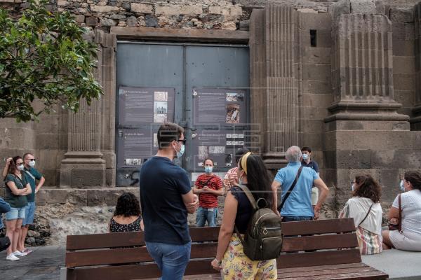 El Tribunal Supremo rechaza autorizar el toque de queda en Tenerife