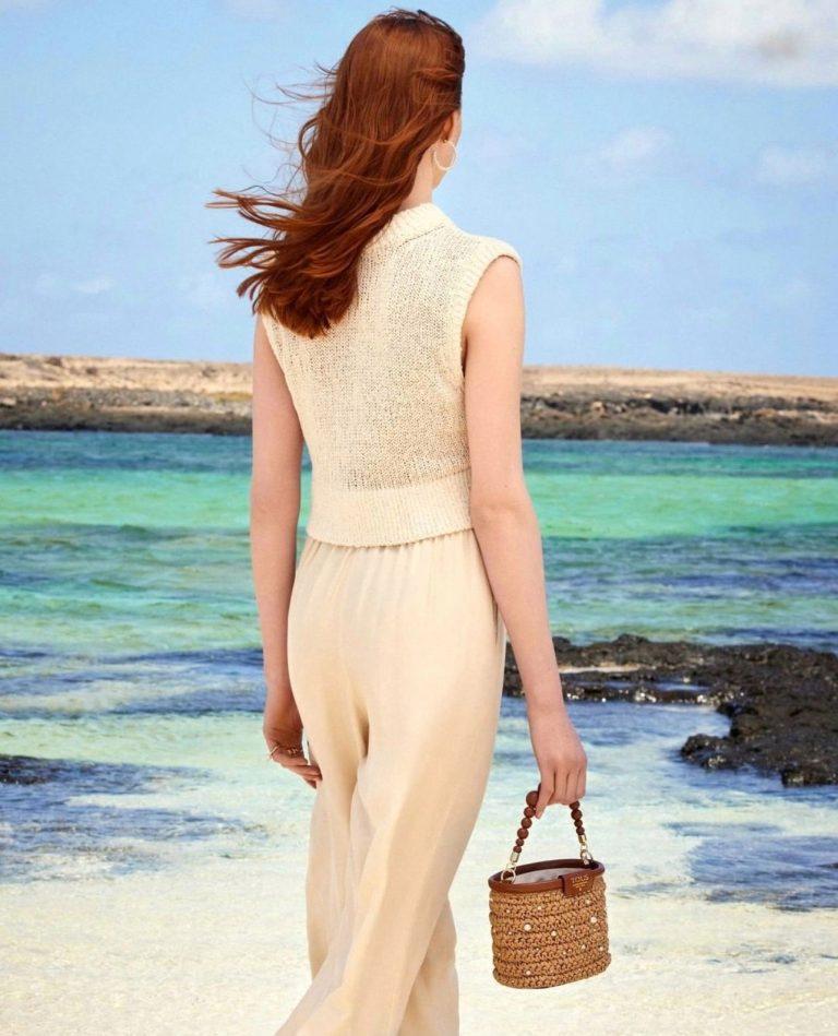 Fuerteventura protagoniza la nueva campaña publicitaria de la firma de joyería, complementos y moda TOUS