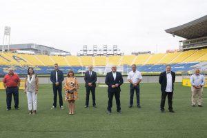Los Cabildos y la Dirección General de Deportes del Gobierno de Canarias estudian cómo impulsar la práctica deportiva en tiempos de covid-19