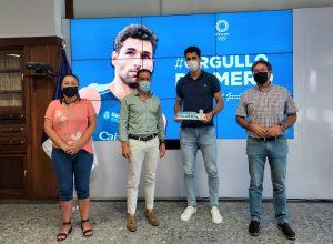El Cabildo de la Palma destaca el éxito del atleta palmero Samuel García tras su paso por Tokio
