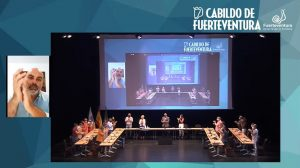 El Cabildo de Fuerteventura desplaza un dispositivo para colaborar con las labores de emergencia en La Palma