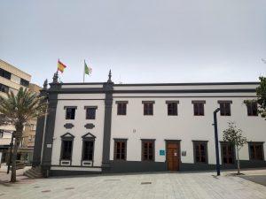 Los trabajadores del Cabildo de Fuerteventura acuerdan donar a La Palma la partida para actividades socioculturales