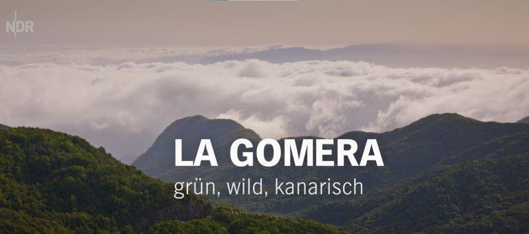 La televisión pública alemana dedica un programa a los valores naturales y patrimoniales de La Gomera