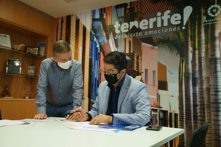 Tenerife acogerá en diciembre el evento más importante de la industria turística de Alemania