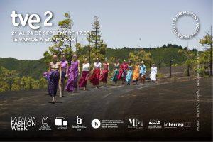 La Palma Fashion Week se retransmitirá a nivel nacional e internacional a través de Televisión Española durante el mes de septiembre