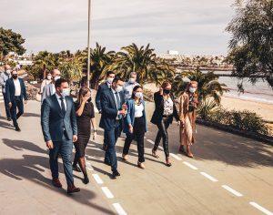El Gobierno de Canarias se pronuncia al fin sobre las obras del Paseo de Las Cucharas dando la razón a Teguise