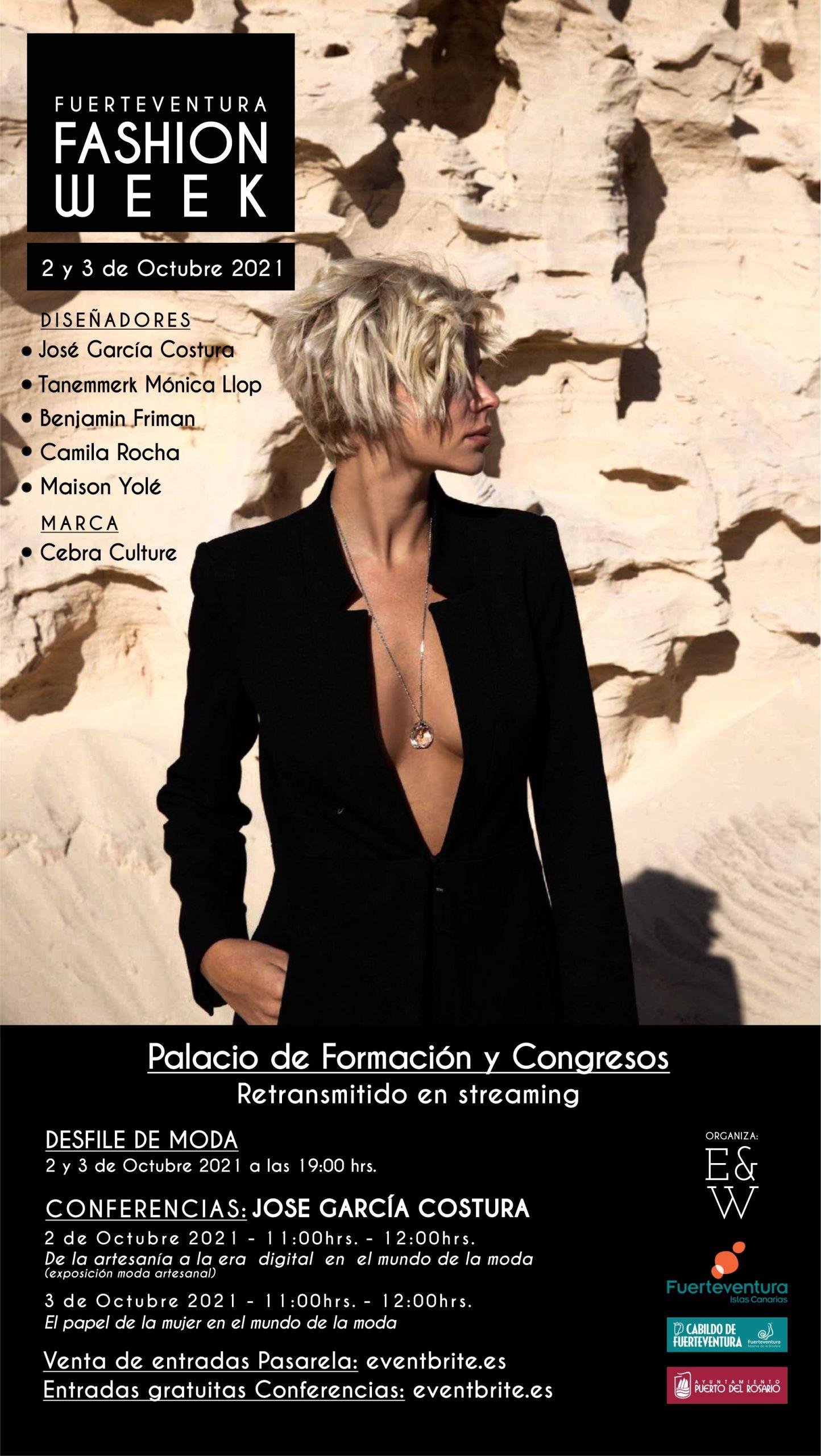 Arranca la Fuerteventura Fashion Week