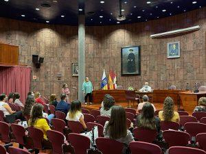 El Cabildo de La Gomera incorpora a una treintena de jóvenes desempleados a través de un programa de nuevas oportunidades