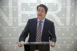 Los cabildos destinan diez millones de euros a la isla de La Palma