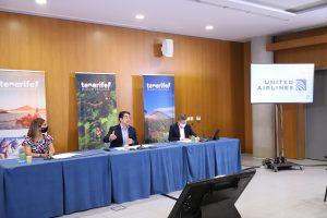 Tenerife abre ruta directa a Nueva York con 13.400 plazas en sus primeros tres meses