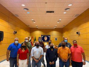 La empresa OPC co-patrocina la liga de lucha canaria de Fuerteventura