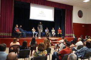 El Cabildo de La Palma y ayuntamientos informan sobre la actividad vulcanológica y lanzan un mensaje de tranquilidad a la población