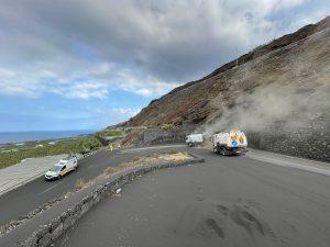 El Cabildo grancanario se vuelca con La Palma