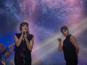 Sodepal destina a los damnificados por el volcán de La Palma los cerca de 20.000 euros recaudados en el concierto del Love Festival