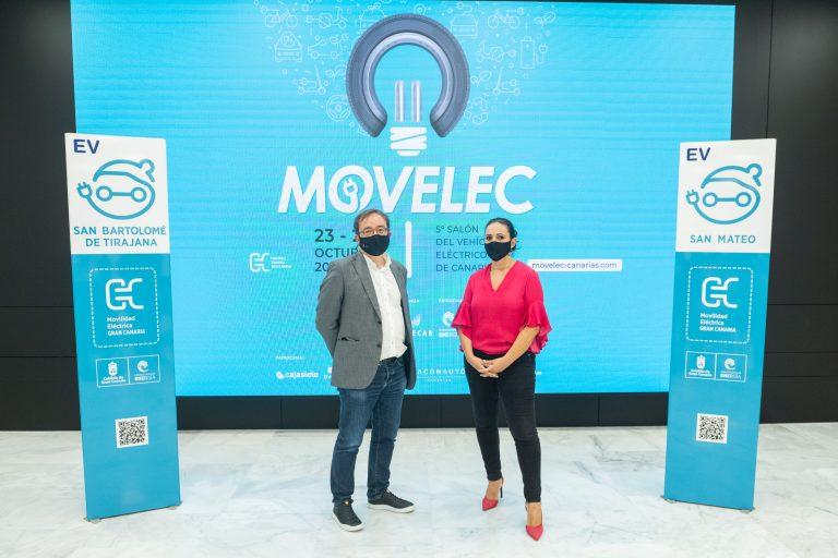 La movilidad sostenible se da cita en Movelec los días 23 y 24 de octubre