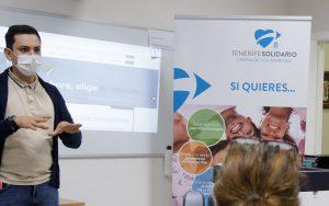 El Cabildo de Tenerife inicia un programa de inclusión social del colectivo migrante mediante talleres y cursos