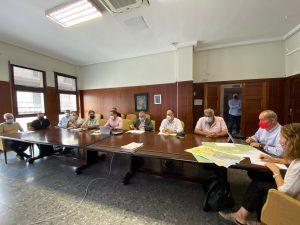 El Cabildo de La Palma trabaja ya con los ayuntamientos y el Gobierno de Canarias para agilizar la ordenación territorial tras la erupción
