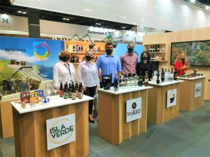 Sodepal traslada los productos de La Palma a la Feria de la Alimentación y Bebidas de calidad más grande de Europa