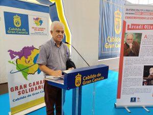 La lucha contra la miseria y la construcción de esperanza centran el Encuentro Gran Canaria Solidaria 2021