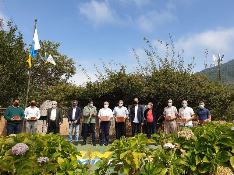 Inaugurada la XXXVI Feria de Artesanía de Pinolere, referente en Canarias